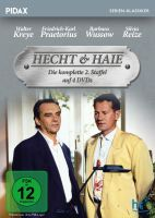 Hecht & Haie, Staffel 2