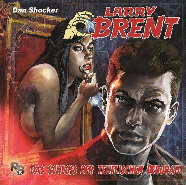 Larry Brent - Das Schloss der teuflischen Deborah (36)
