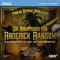 Smottlet, Tobias Georg - Die Abenteuer des Roderick Random