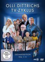 Olli Dittrichs TV-Zyklus - Gesamtedition - Teil 1-11
