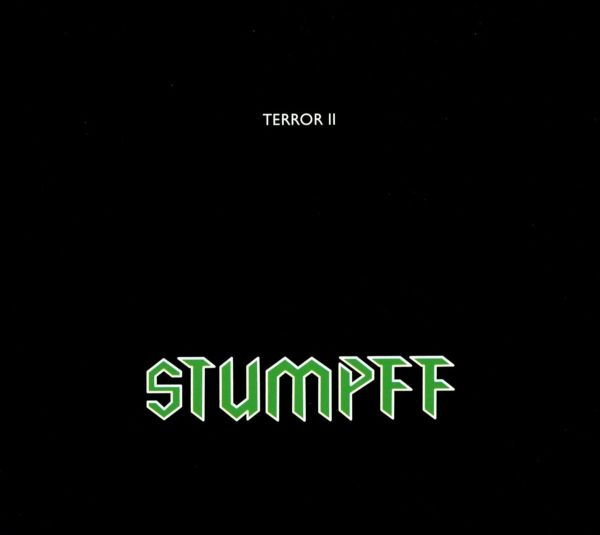 Stumpff, Tommi - Terror II (LP) (Grünes Vinyl)