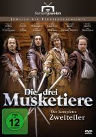 Die drei Musketiere - Der komplette Zweiteiler
