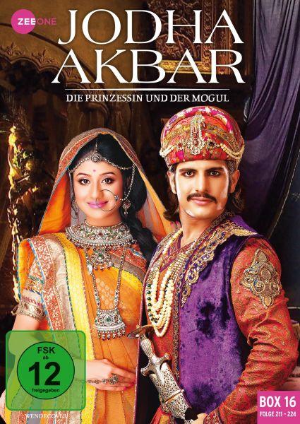 Jodha Akbar - Die Prinzessin und der Mogul (Box 16) (211-224)
