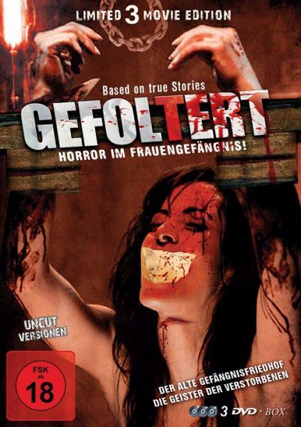 Gefoltert - Horror im Frauengefängnis (Limited Edition) (uncut)