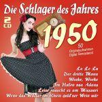 Various - Die Schlager des Jahres 1950