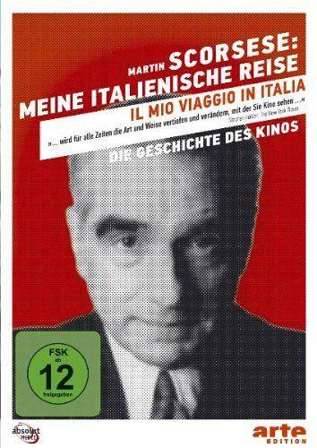 Scorsese: Meine italienische Reise (Filmgeschichte weltweit)