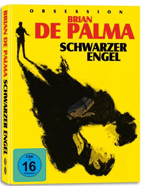 Schwarzer Engel (Obsession) (Mediabook)