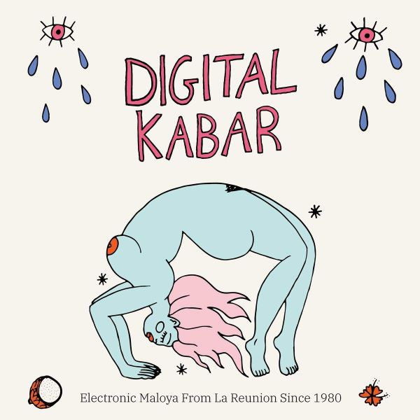 Various - Digital Kabar (LP+MP3)