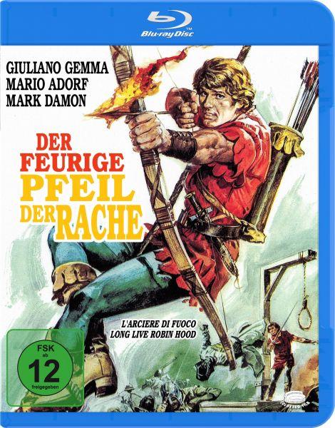 Der feurige Pfeil der Rache (inkl. Bonus-DVD)