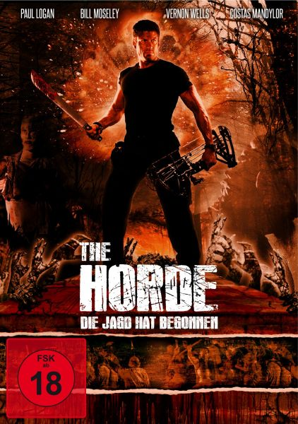 The Horde - Die Jagd hat begonnen (uncut)