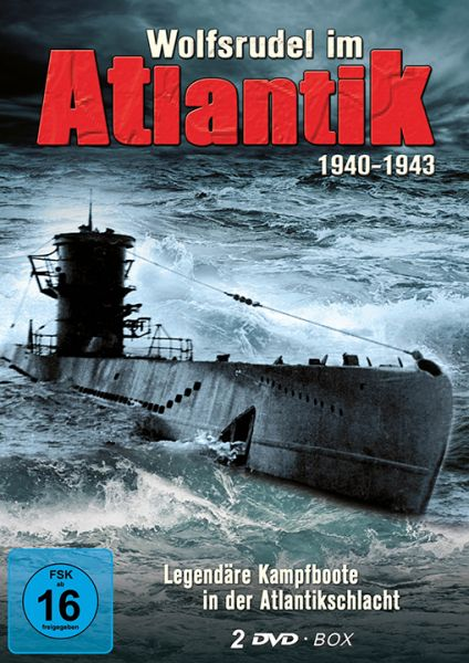 Wolfsrudel im Atlantik 1940 - 1943
