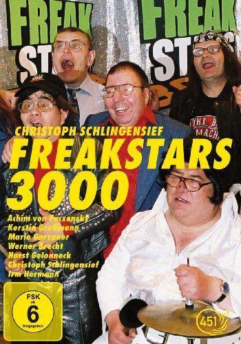 Freakstars 3000 (Neuauflage)