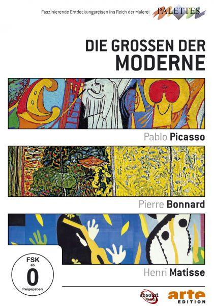 Die Großen der Moderne: Picasso / Bonnard / Matisse (Neuauflage)
