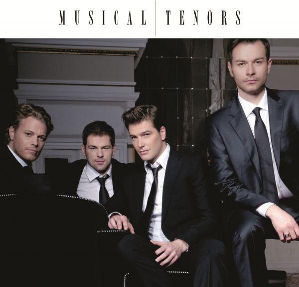 Musical Tenors (Ammann, Müller, Seibert, Stanke) - Musical tenors
