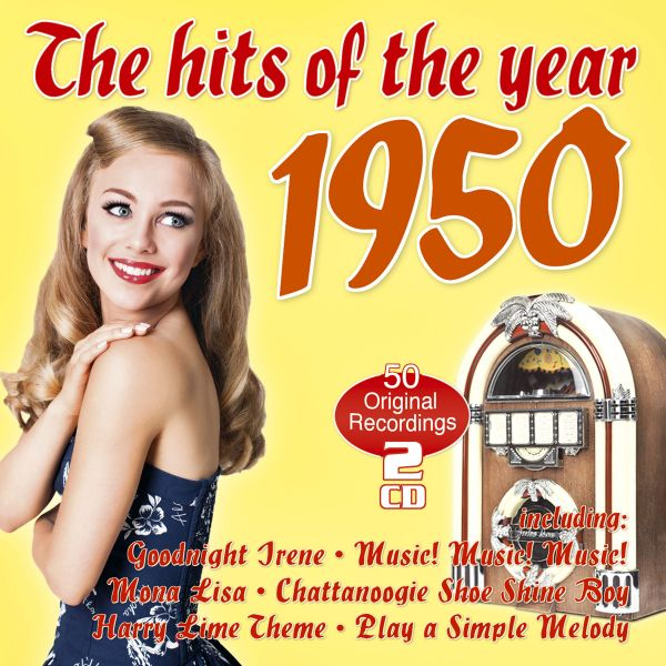 Various - The Hits Of The Year 1950