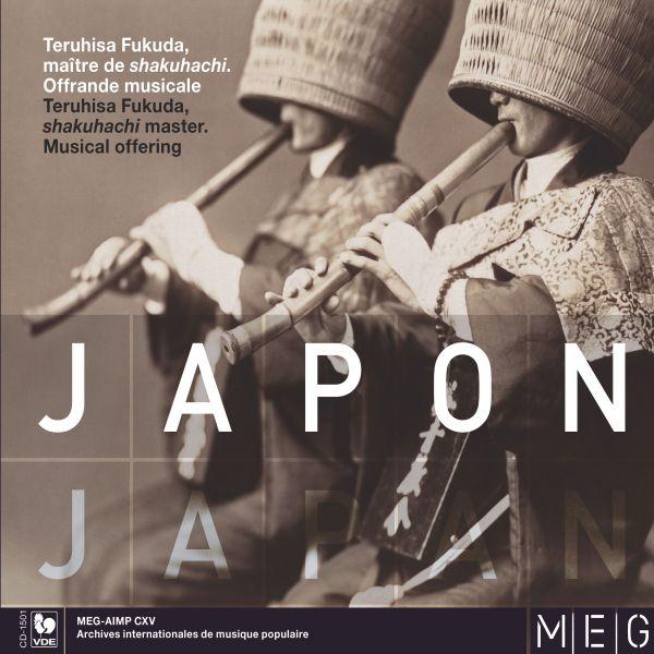 Teruhisa Fukuda (Shakuhachi Master) - Japon