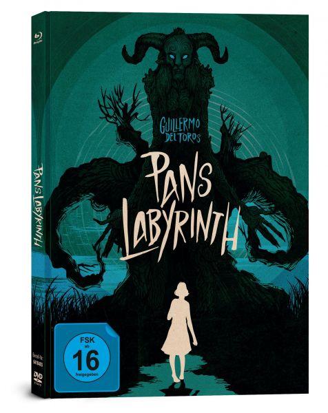 Pans Labyrinth - 3-Disc Mediabook (2 BDs + DVD)