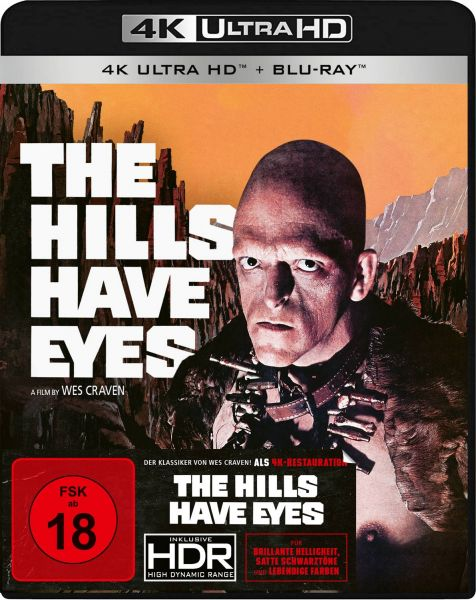 The Hills Have Eyes (4K Ultra HD + Blu-ray)