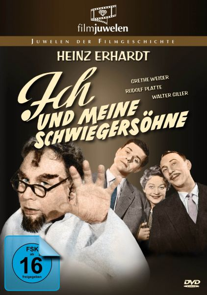 Heinz Erhardt: Ich und meine Schwiegersöhne