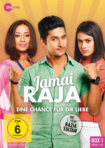 Eine Chance für die Liebe - Jamai Raja (Box 1) (Folge 1-20)