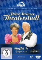 Peter Steiners Theaterstadl - Staffel 1: Folgen 1-16 (8 DVDs)