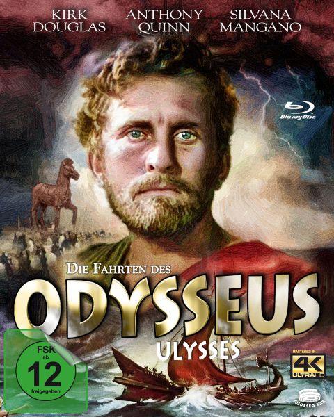 Die Fahrten des Odysseus (Ulysses) (Blu-ray + DVD)