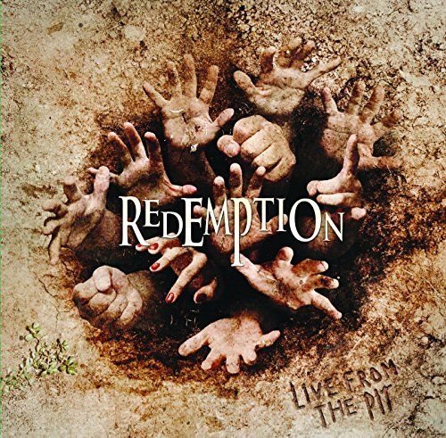 Redemption - Live From The Pit (CD+DVD)