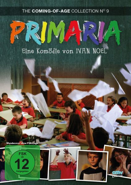 Primaria (The Coming-of-Age Collection No. 9)