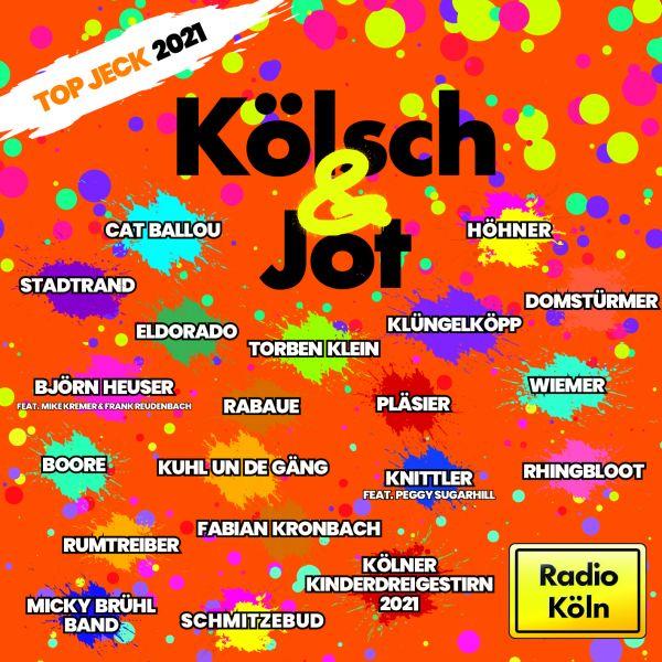 Various - Kölsch & Jot - Top Jeck 2021