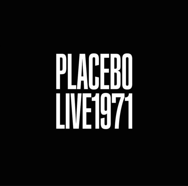 Placebo (Marc Moulin) - Live 1971 (CD)