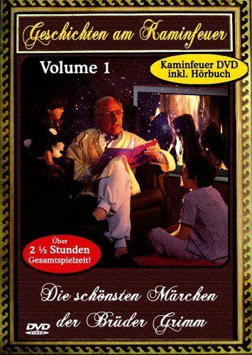 Geschichten am Kaminfeuer Vol.1 - Die schönsten Märchen der Brüder Grimm