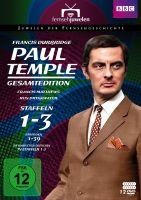 Paul Temple - Gesamtedition (Staffeln 1-3) (12 DVDs)