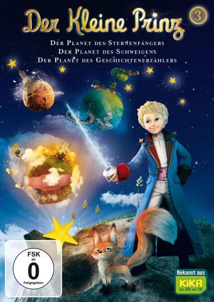 Der kleine Prinz - Vol. 3 (3 Geschichten)