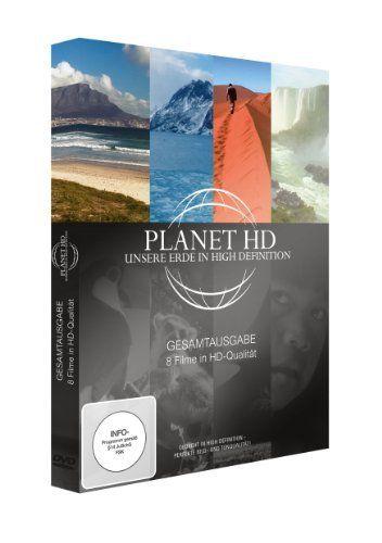 Planet HD - Unsere Erde in High Definition: Gesamtausgabe (8 Filme - Collector's Edition)