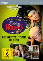 Die Fälle der Shirley Holmes, Staffel 2