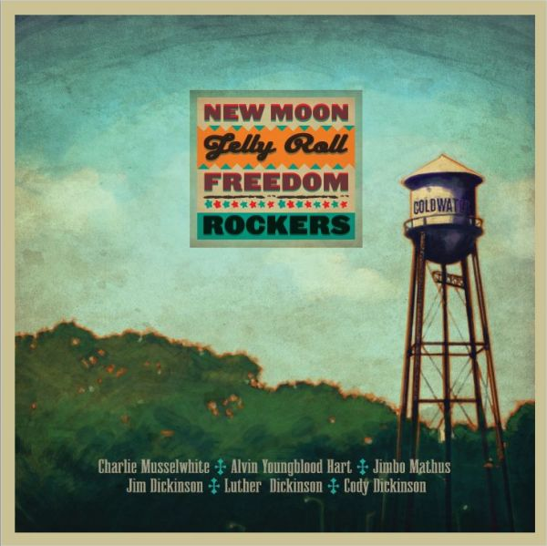 New Moon Jelly Roll Freedom Rockers - Volume 1 & 2