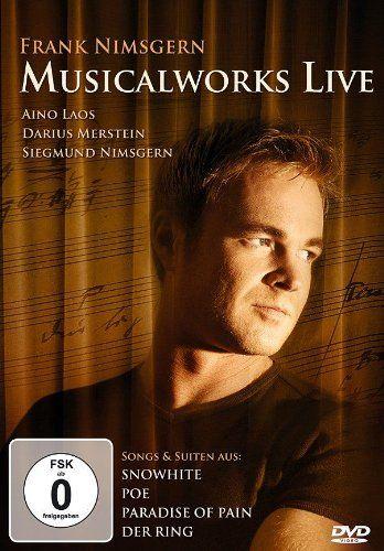 Frank Nimsgern: Musicalworks live