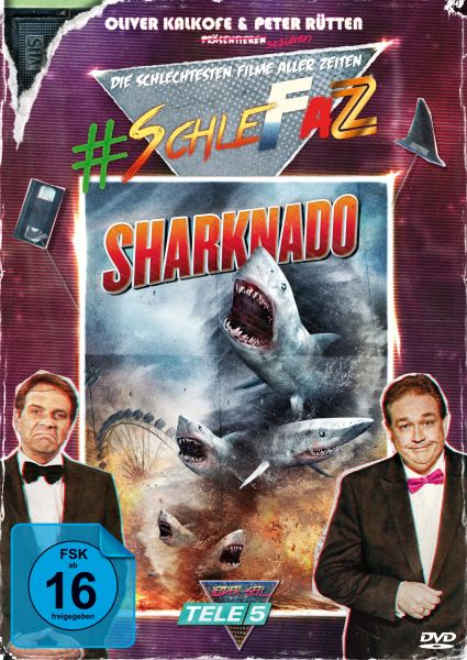 SchleFaZ #1 - Sharknado