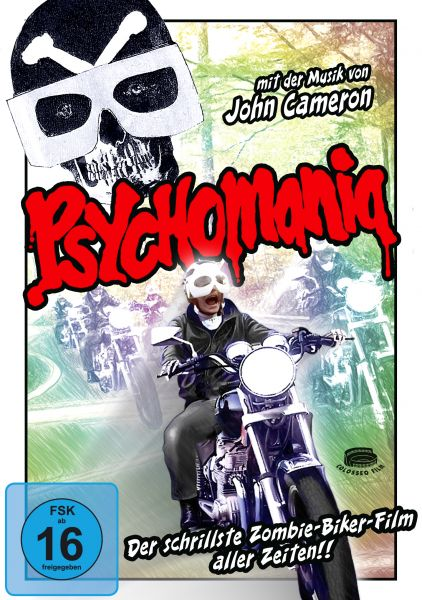 Psychomania (Der Frosch)