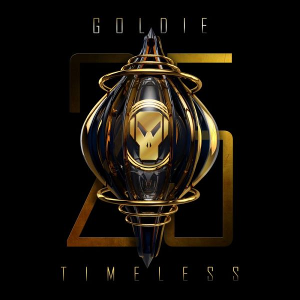 Goldie - Timeless (25 Year Anniversary Edition 3CD)