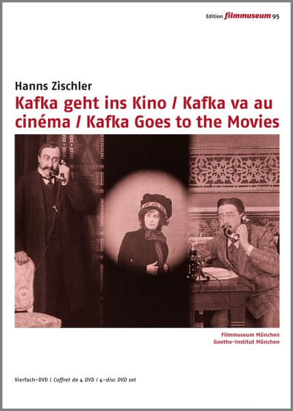 Kafka geht ins Kino (Edition Filmmuseum 95)