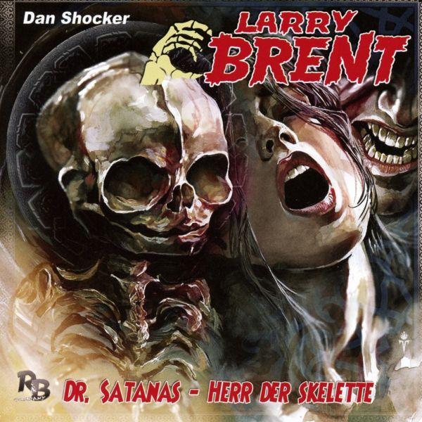 Larry Brent - Dr. Satanas: Herr der Skelette(23)