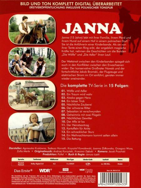 Janna - Die Serie