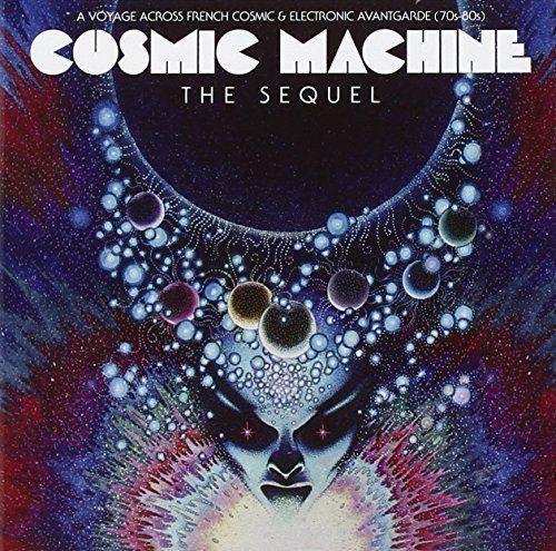 Various / Cosmic Machine - Cosmic Machine The Sequel (CD)
