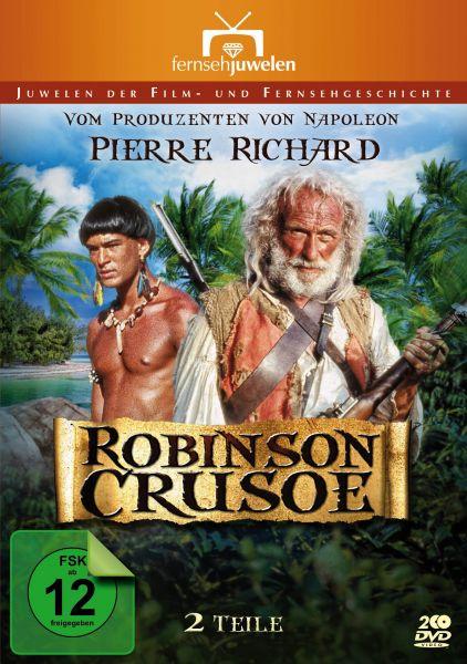 Robinson Crusoe - Der komplette Zweiteiler