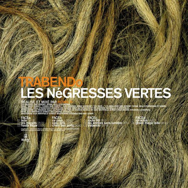 Negresses Vertes, Les - Trabendo (2LP+CD)