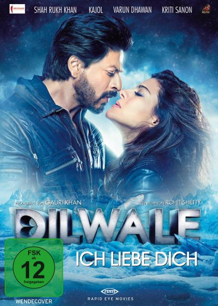 Dilwale - Ich liebe Dich (Vanilla)