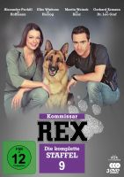 Kommissar Rex - Die komplette 9. Staffel