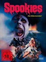 Spookies - Die Killermonster (DVD + Blu-ray) (Limitiertes Mediabook) (Motiv A)