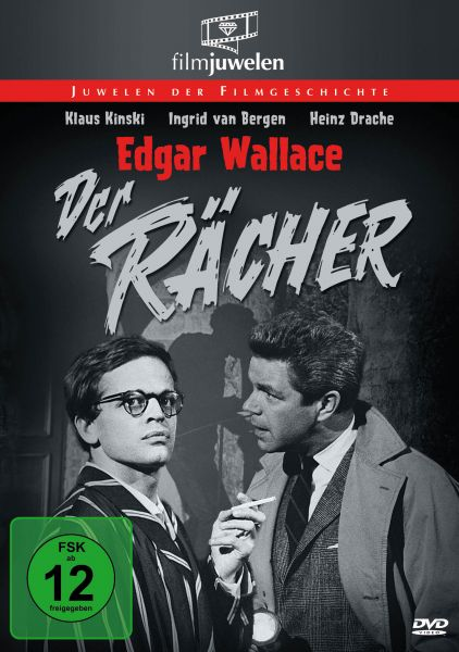 Der Rächer (Edgar Wallace)